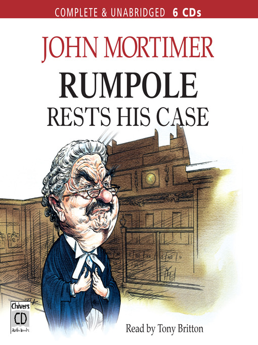 Rumpole Rests his Case (MP3)